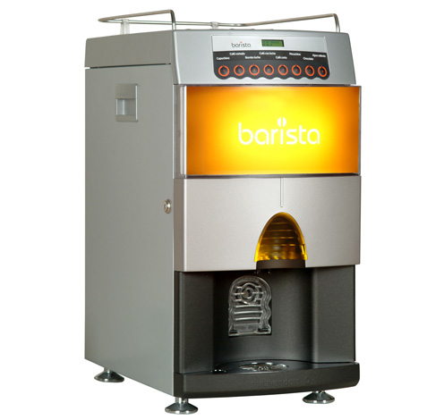 دستگاه تمام اوتوماتیک Rhea Vendors مدل barista