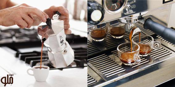 قهوه اسپرسو چیست؟