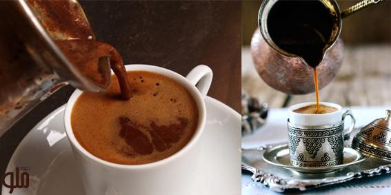 قهوه ترک چگونه تهیه می شود