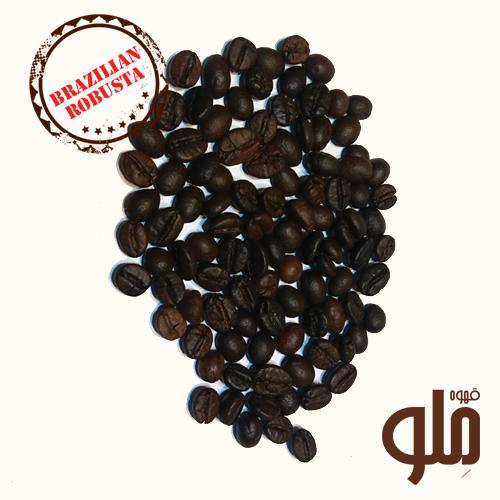 قهوه دان برزیل روبوستا