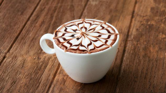 قهوه موکا در ایتالیا به نام موکاچینو نیز معروف می باشد