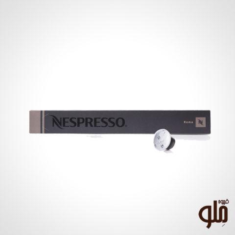Romaکپسول نسپرسو|قهوه ملو