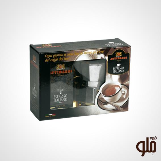 پک کادویی قهوه Attibassi