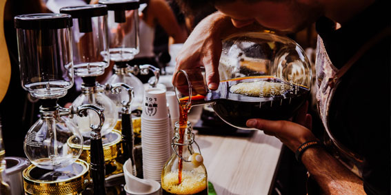 قهوه های دمی چست؟