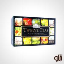 چای احمد 12 طعمی اصل