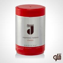 قهوه DANESI ایتالیا(ESPRESSO Clasic)قوطی ۲۵۰گرم