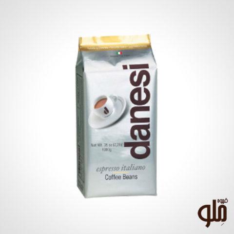 قهوه DANESI ایتالیا(ESPRESSO Gold)کیسه ای ۱ کیلویی