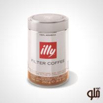 قهوه 250گرمی قوطی ایلی
