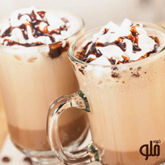 Double Mocha Frappe کافه فراپه شکلاتی دابل