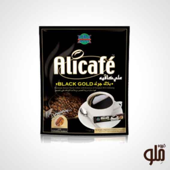 کافی میکس alicafe black
