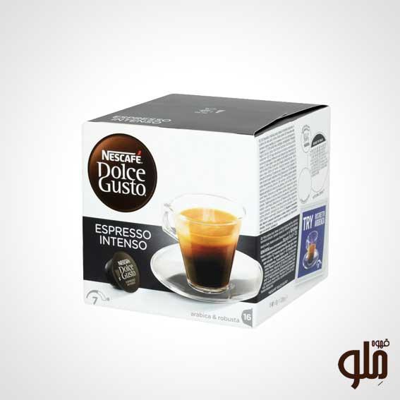 espresso intenso dulce gusto