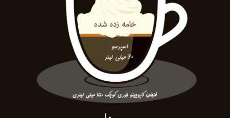 اینفوگراف قهوه(Vienna Coffee)