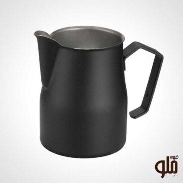 Black-professional-milk-jugs-75cl