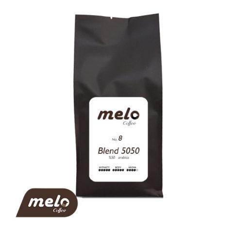 قهوه ترکیبی برزیل ۵۰ درصد روبوستا ۵۰ درصد عربیکا