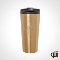 Gold-Metal-Flake-Tumbler