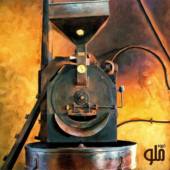 انواع روست قهوه