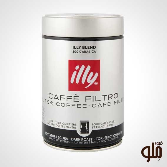 قهوه ایلی فیلتر دارک