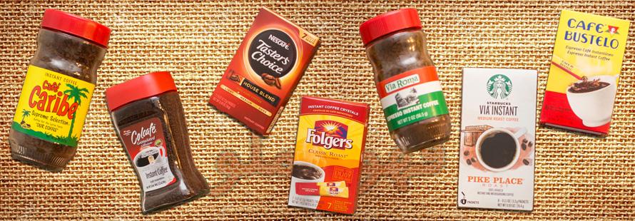 قهوه های فوری