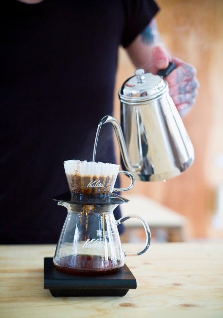 قهوه تان را با هر نوع قهوه ساز دمی و به هر روشی ، امتحان نمایید