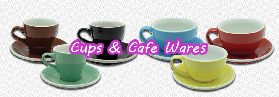فنجان قهوه خوری و ماگ