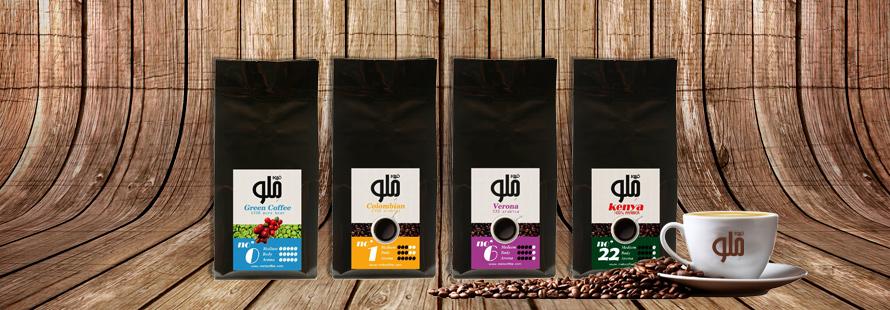 قهوه های ملو