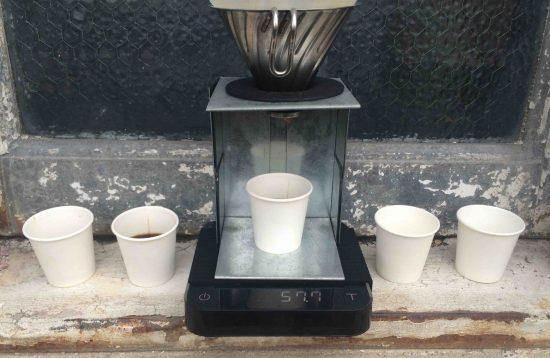 چرا روش دم آوری قهوه باریستا تتسو ارزشمند است ؟