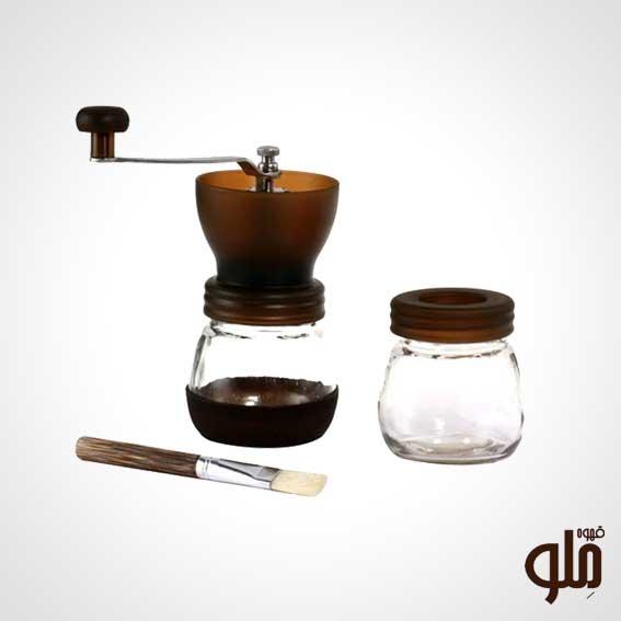 Gater-coffee-grinder-Brown