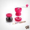 Gater-coffee-grinder-Pink