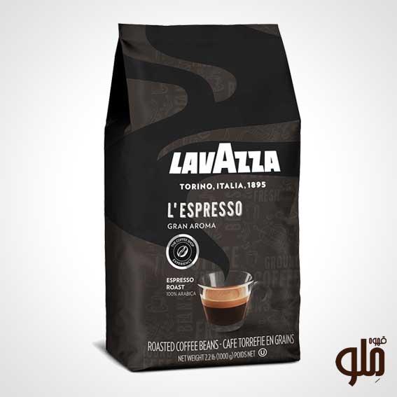قهوه لاوازا مدل lespresso گرن آروما