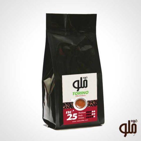 قهوه ترکیبی ملو مدل تورینو
