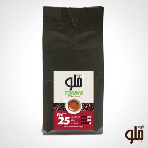 قهوه ترکیبی ملو Torino
