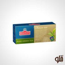 چای سبز ریستو 25 عدد تی بگ