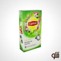 کپسول چای لیپتون سبز و یاسمن