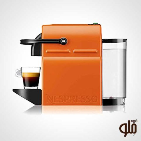 قهوه ساز کپسولی نسپرسو مدل اینیسیا نارنجی