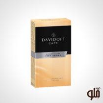 قهوه اسپرسو دیویدوف fine aroma