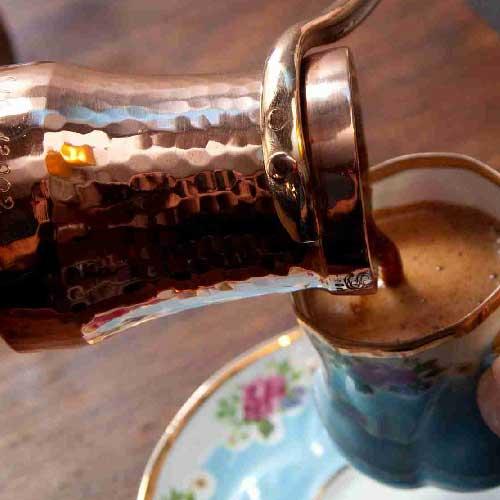تفاوت انواع قهوه جوش ترک (ایبریک)