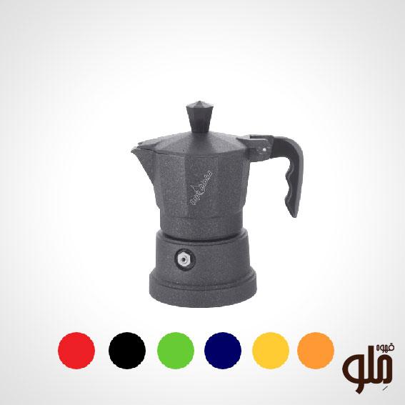 قهوه جوش روگازی ایتالیای 1 کاپ