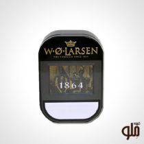 توتون پیپ W.Q.Larsen مدل ۱۸۶۴ (صد گرمی)