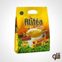شیر چایی زنجبیلی