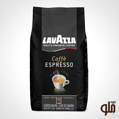 قهوه لاوازا اسپرسو کافه ۱ کیلویی