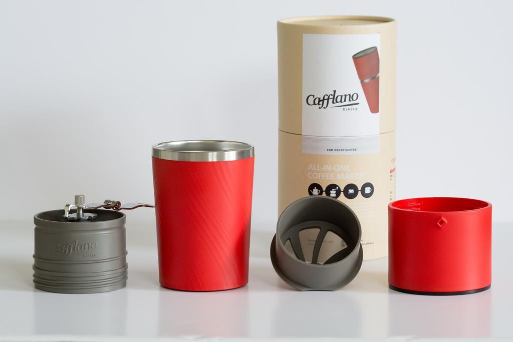 دستگاه قهوه ساز مسافرتی کافلانو