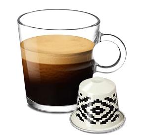 کپسول قهوه لیمیتد نسپرسو