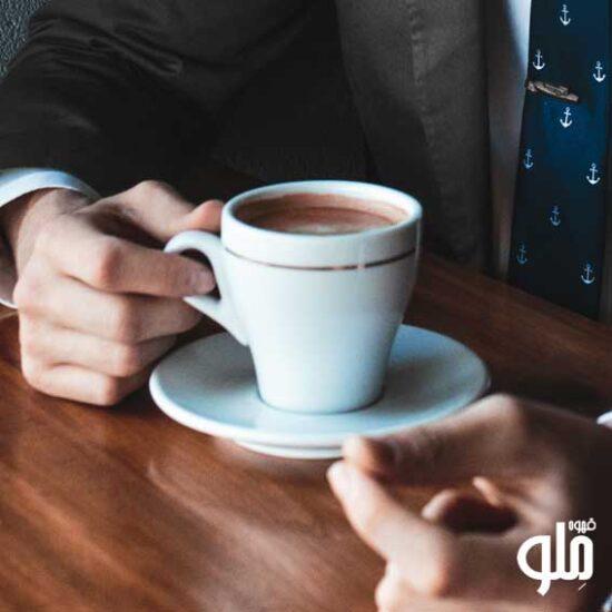 چرا قهوه تلخ است؟