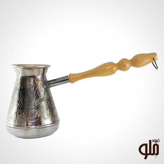 قهوه جوش جازوه روسی طرح FireBird 600 ml