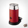 دستگاه شیر کف زن نسپرسو(Aeroccino) قرمز