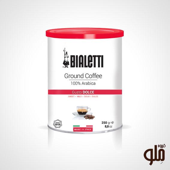 قهوه بیالتی مدل Gusto dolce
