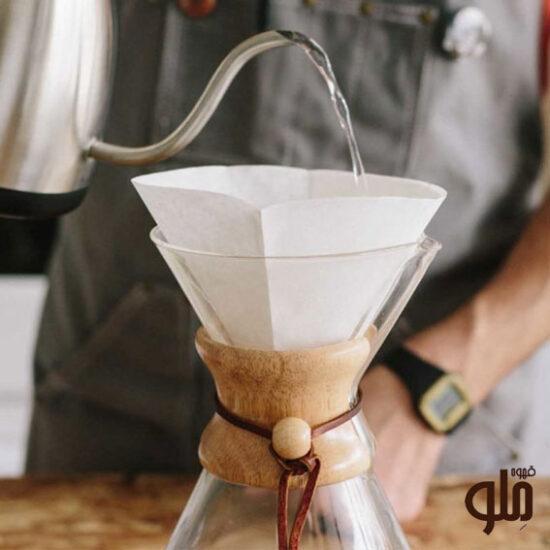 تهیه و دم آوری قهوه