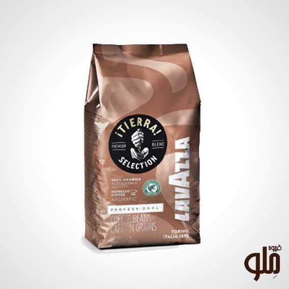 قهوه لاوازا مدل Tierra