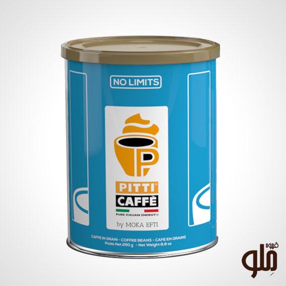 قهوه دکافئین مدل No limit پیتی کافه