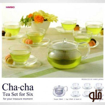 ست چایخوری هاریو مدل چاچا